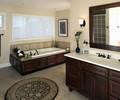 Master Bath w/Cherry Cabinets